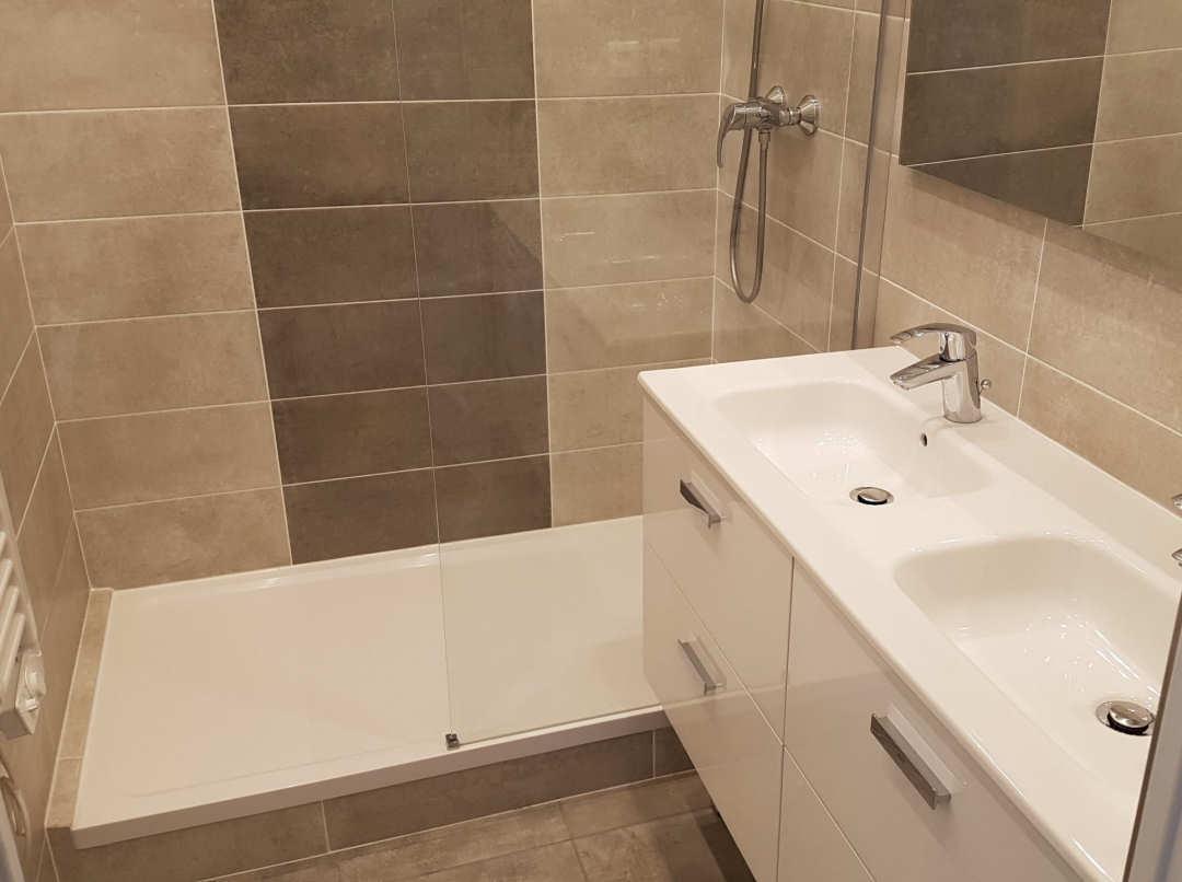 Rénovation de salle de bain à Venissieux